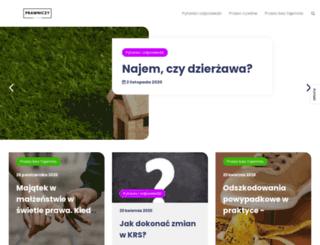 ekspertbeck.pl screenshot