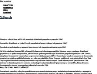 eksportusa.com screenshot