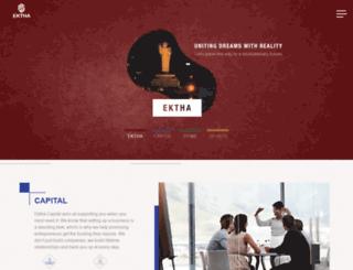 ektha.com screenshot