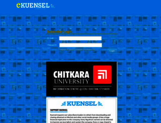 ekuensel.com screenshot