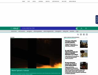 ekumenizm.wiara.pl screenshot