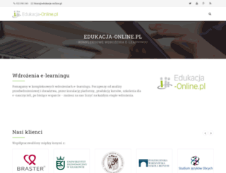 ekursy.eu screenshot