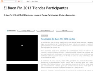 el-buenfin.com screenshot