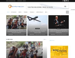 el-informe.com screenshot