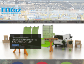 el-kaz.kz screenshot