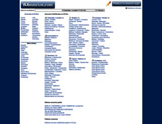 el-oro.wanuncios.com screenshot