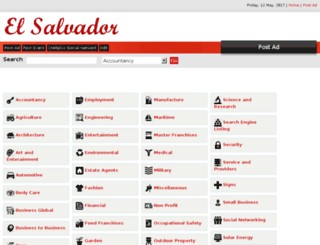el-salvador.qtellads.com screenshot