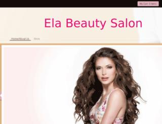 elabeauty.com screenshot