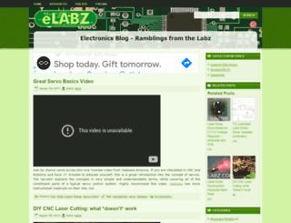 elabz.com screenshot