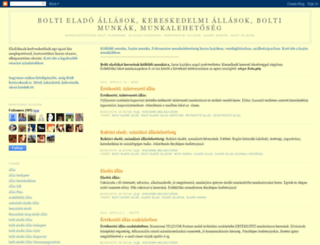 eladoiallasok.blogspot.com screenshot