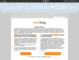 elaguijonmusical.over-blog.es screenshot