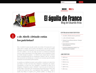 elaguiladefranco.wordpress.com screenshot