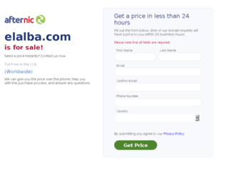 elalba.com screenshot