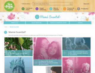 elamordemama.com screenshot