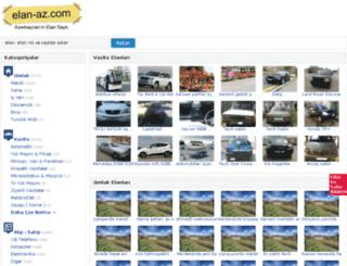 elan-az.com screenshot