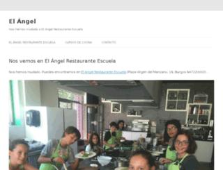 elangelcolmado.com screenshot