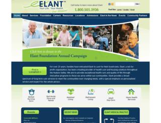 elant.focusmediaproductionserver.com screenshot