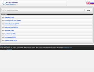 elanyeri.com screenshot