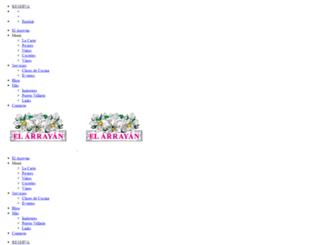 elarrayan.com.mx screenshot