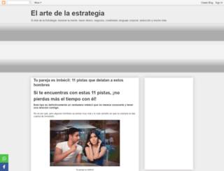 elartedelaestrategia.blogspot.com.es screenshot