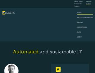 elastx.net screenshot