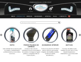 elautocentro.com screenshot