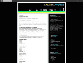 elayudante.blogspot.nl screenshot