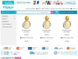elbalcon.com.ar screenshot