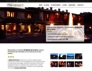 elbalcondelavera.com screenshot