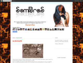 elblogdeescarcha.blogspot.com screenshot