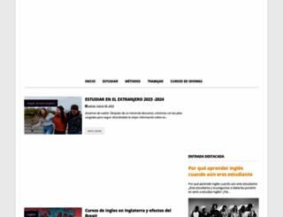 elblogdeidiomas.com screenshot