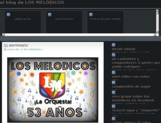 elblogdelosmelodicos.com screenshot