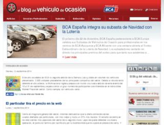 elblogdelvehiculodeocasion.es screenshot