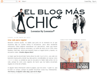 elblogmaschic.blogspot.fr screenshot