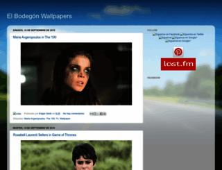 elbodegondelabruja2.blogspot.com screenshot