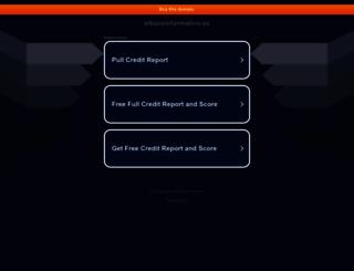 elburoinformativo.es screenshot