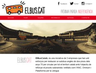 elbus.cat screenshot