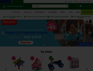 elc.co.uk screenshot