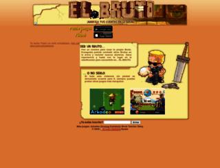 elcacotas.elbruto.es screenshot