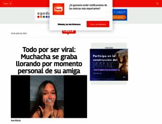 elcalce.com screenshot