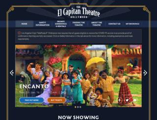 elcapitan.go.com screenshot
