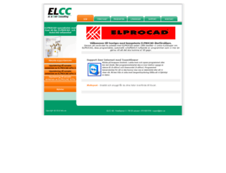 elcc.se screenshot