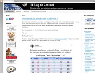 elcentinel.blogspot.com.es screenshot