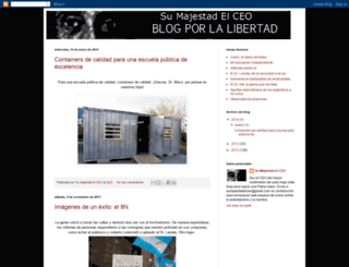 elceodelagente.blogspot.com.ar screenshot