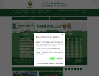 elchecf.es screenshot