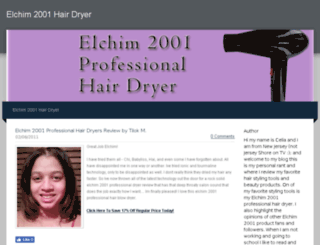 elchim2001.weebly.com screenshot