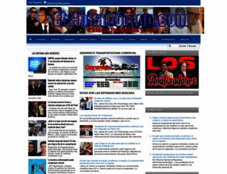 elchismologo.blogspot.com screenshot