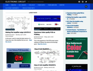 elcircuit.com screenshot