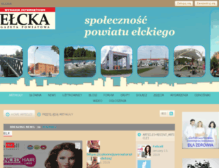 elcka.pl screenshot