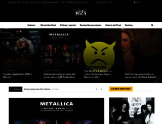 elclubdelrock.com screenshot